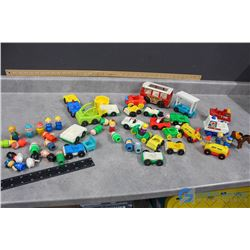 Fisher Price Little People & Little People Vehicles