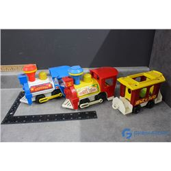 Fisher Price Toy Trains