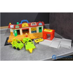 Fisher Price Town and Accessories
