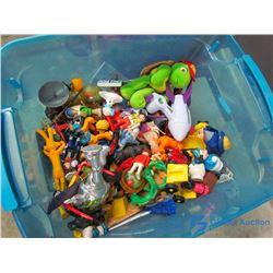 Misc Toys - TMNT, Franklin, etc