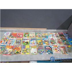 (33) Various Digest Comics