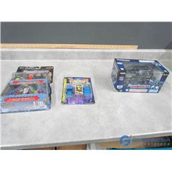 (3) In Package Transformers Toys