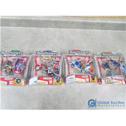 (4) In Package Transformers Toys