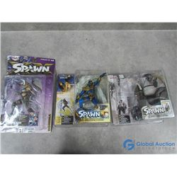 (3) In Package Spawn Toys