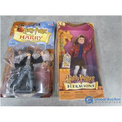 (2) In Package Harry Potter Toys