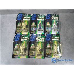 (6) Commtech Figurines in Packages