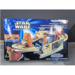 Star Wars Micromachine Boonta Eve Challenge Play Set in Box