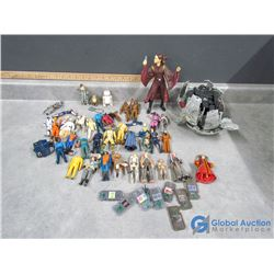 Star Wars Toys and Figurines