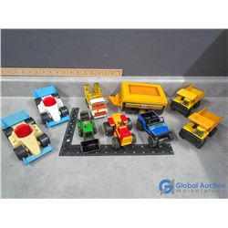 Tonka Race Cars, Trucks, etc
