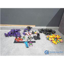 Batman Cars and Toys