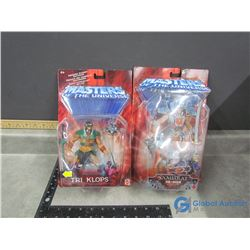 (2) He-Man Toys in Packages