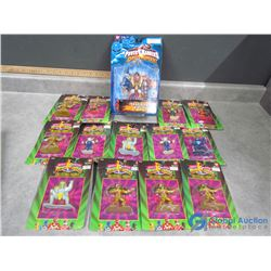 Power Rangers Toys in Packages