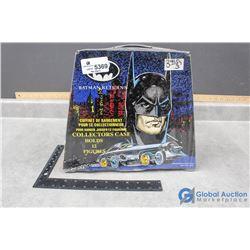 Batman Returns Case with Assorted Figures - NOT COMPLETE