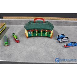 Thomas The Train Toy Set - Not Sure if Complete