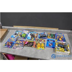 Assortment of in Package Toys