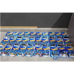 (30) Assorted Hotwheels Cars in Package