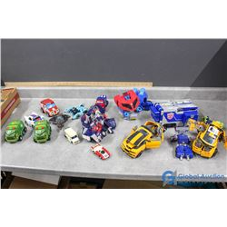 Variety of Transformers