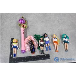Sailor Moon Figurines