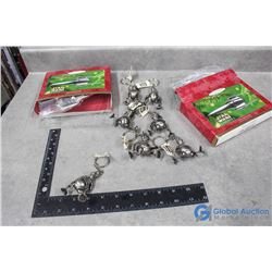 Starwars Ornaments & Metal Key Chains