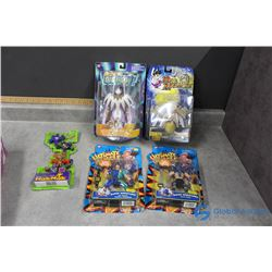 Assortment of Toys in Package