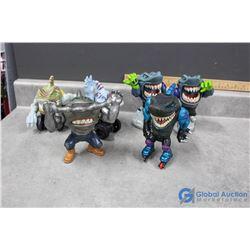 Street Shark Toys