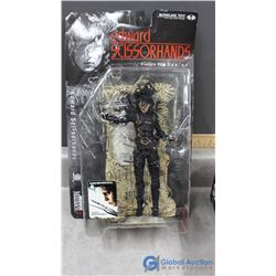 Edward Scissorhands Figurine in Package