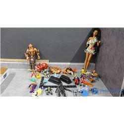 Disney Toys - Pocahontas, Tarzan, etc