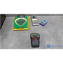 (3) Electronic Games