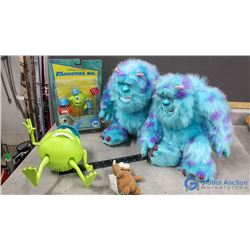 Mosters Inc. Toys
