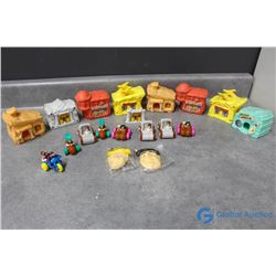 The Flintstones Toys