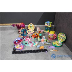 Polly Pocket Play Sets