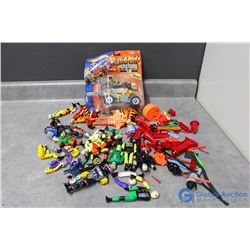 Crash Testers Toys
