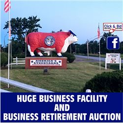 MERCER LIVESTOCK AUCTION FACILITY & EVENTS CENTER