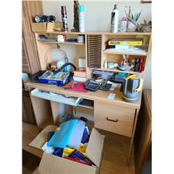Desk and more