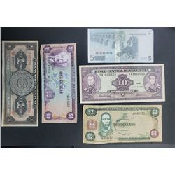 5-FOREIGN CURRENCY / NOTES
