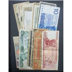 25-FOREIGN CURRENCY / NOTES