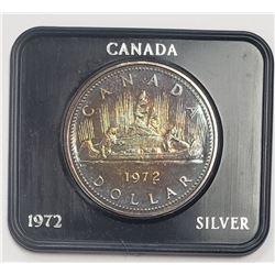 1972 SILVER CANADA DOLLAR