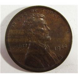 1920 UNC Lincoln Cent