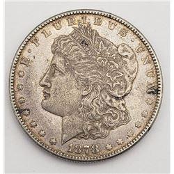 1878-S MORGAN DOLLAR NICE CIRC
