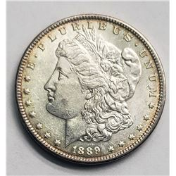 1889 MORGAN DOLLAR UNC