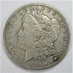 """1899-O """"MICRO O"""" MORGAN DOLLAR"""