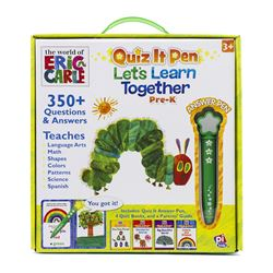 QUIZ IT Pen By PI Kids (Pen lights up & Talks!) $44.95