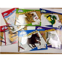 HOW TO DRAW*brand) Set / 6 Books Each Booki PP$8.95 x 6 . $ $53.00 per Set
