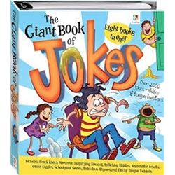 The Giant Book of Jokes! $31.99 ea