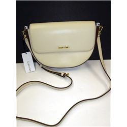 NEW CALVIN KLEIN TRI COLOR HANDBAG $158.00