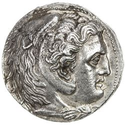 MACEDONIAN KINGDOM: Antigonos I Monophthalmos, strategos of Asia, 320-305 BC, AR tetradrachm (17.19g