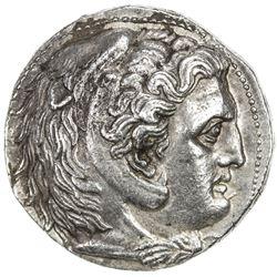 MACEDONIAN KINGDOM: Antigonos I Monophthalmos, strategos of Asia, 320-305 BC, AR tetradrachm (17.19g