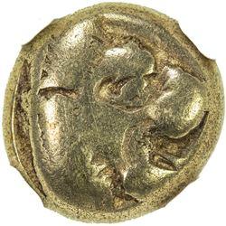 MYTILENE: EL hecte (2.44g), ca. 521-478 BC. NGC VG