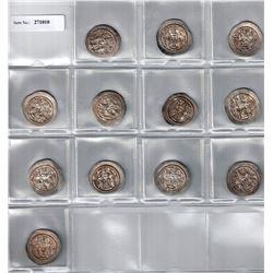 SASANIAN KINGDOM: Khusro I, 531-579