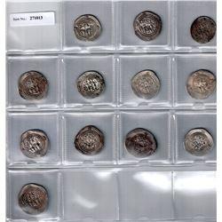 SASANIAN KINGDOM: Khusro II, 591-628